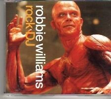 (CR928) Robbie Williams, Rock DJ - 2000 CD