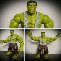 "MARVEL Select Savage Hulk 7"" Scaled Collectors Action Figure 2015 HEAVY Rare"