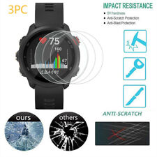 3PCS Film Tempered Glass Screen Protective Film for Garmin Forerunner 245 Watch