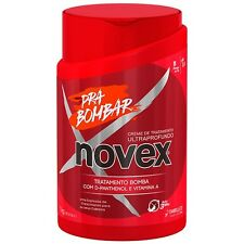 Embelleze Novex Mascarilla Ultraprofunda Pra Bombar 1 kg / 35.3 oz.