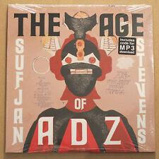 Sufjan Stevens-The Age of multipagina ** Vinyl - 2 LP ** incl. mp3-Code ** NEW **