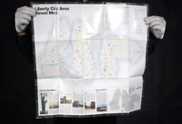 Official Grand Theft Auto IV Double Sided Map Poster Xbox Ver - 'The Masked Man'