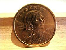 2000-D Sacagawea One Dollar U.S. Coin, Circulated