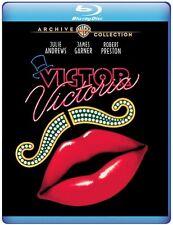 Victor / Victoria (2016, Blu-ray NEUF)
