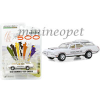 30049 54th INDY 500 OFFICIAL PACR CAR 1970 OLDSMOBILE VISTA CRUISER 1/64 WHITE