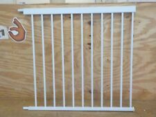 North States 11-Bar Extension for Auto-Close Baby Gate: Add extension for a gate