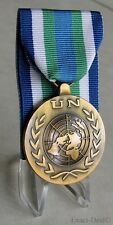 UN United Nations UNOMSIL/UNAMSIL Observer Mission in Sierra Leone 1998 Medal