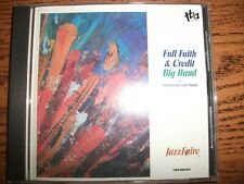 Full Faith & Credit Big Band/Madeline Eastman-Jazz Faire-1989 Tba Records!