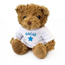 Nouveau-oscar-teddy bear-cute soft cuddly-gift present birthday xmas