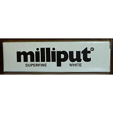 Milliput Superfine White Adhesive 2 Part Epoxy Putty 113g Model Filler Mould