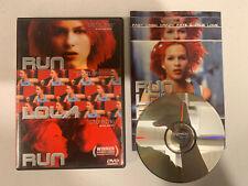 Run Lola Run (1998, Dvd) Complete - Franka Potente, Moritz Bleibtreu, Tom Tykwer