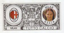 figurina - TUTTO CALCIO EURO MONETE  - MILAN NESTA