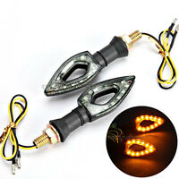 Motorcycle Turn Signals Fit Fit Victory Cross Country Jackpot Kingpin Vegas