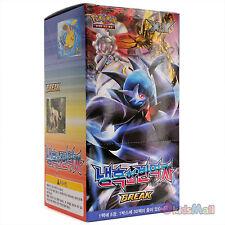 Pokemon Card Game TCG XY Steam Siege Cruel Traitor Booster Box 1 Display Korean