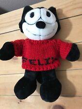Felix The Cat Red Sweater 12� Stuffed Animal