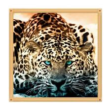 Blue Eye Leopard 5D Diamant Diamond Painting DIY Kreuzstich Stickerei Malerei'/