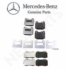 For Mercedes W163 ML430 ML500 ML55 00-05 Front & Rear Brake Pad Set Genuine