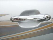 8x Chrome Outside Door Handle Cover Trims For Toyota PRADO LC120 FJ120 2003-2009