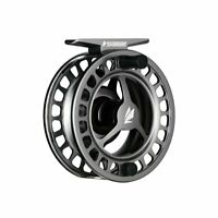 Sage Spectrum 9/10 Fly Reel - Color Platinum - NEW - FREE FLY LINE