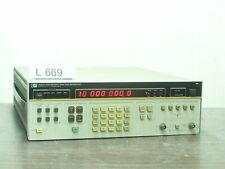 AGILENT HP 3325A SYNTHESIZER FUNCTION GENERATOR 21MHz # L669