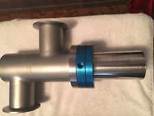 A&N Corp High Vacuum right angle poppet valve 2