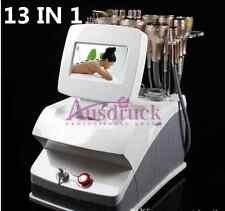 40K Cavitation Ultrasonic Liposuction Multipolar RF Vacuum Photon LED Cold Weigh