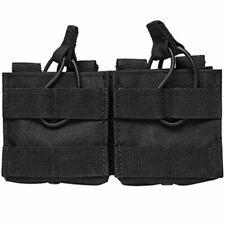 NcSTAR CV3082MP2977B 4.5-inch .308 Dual Magazine Pouch Black