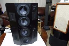 New listing Episode Ht 525Surr Hi-End Audiophile Bipol Dipol Surround Speakers Ribbon