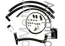 BASIC ULTIMATE SAi PCV/EVAP/N249 DELETE Kit +Burger Catch Can+ Audi VW Mk4 1.8T