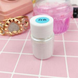 10g Making Coloring Bath Bomb Makeup Pigment Mica Powder Soap Dye Eye Shadow
