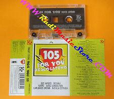 MC 105 FOR YOU DISCO LATINO compilation Aco Bocina 2 in a room Sash no cd lp dvd