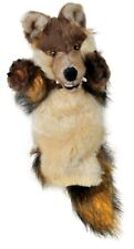 Long Sleeved Glove Puppets - Wolf