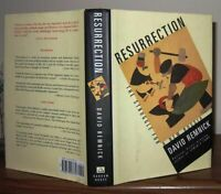 Remnick, David RESURRECTION The Struggle for a New Russia 1st Edition 1st Printi
