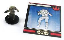Star Wars Miniature: HOTH TROOPER # 11A5