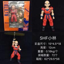Dragon Ball Z Kai S.H.Figuarts SHF Krillin Kuririn Action Movable Figure NB Toy