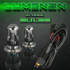 35W HID H4 9003 Bi-Xenon 10000k 10k Ocean Blue Bulbs Headlight Replacement
