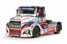 Tamiya 58661 1/14 Buggyra Fat Fox TT-01 On Road Racing Truck Kit w/Body Stickers