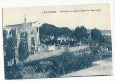 Tunisia - Carthage, Vue sur le Jardin Musée Lavigerie - Vintage postcard