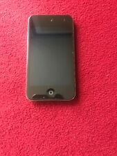 Apple iPod Touch 4th Gen, A1367, Black, 32GB, Camera, MP3 Player.