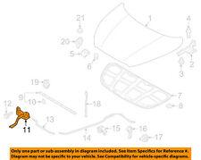 HYUNDAI OEM 11-15 Elantra Hood-Lock Latch 811303X000