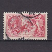 GREAT BRITAIN 1934, Sc# 223, CV $60, Horses, Used