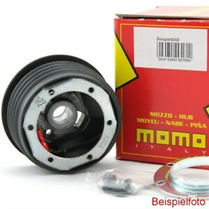 Momo Lenkradnabe passend für Pontiac, Corvette 12112112400 Mozzo Hub Moyeu Piña