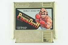 Punch Out Gold NES Nintendo Famicom From Japan