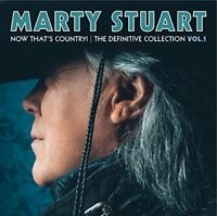 Marty Stuart - Now Thats Country  Definitive Collection Vol1 [CD]