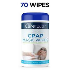 CPAP Cleaning Mask Wipes Unscented Lint Free 70 Wipes Clean 1 Pack