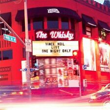 Vince Neil - Live at the Whisky: One Night Only  (CD, May-2003, Image Entertainm