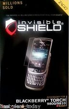 OEM Zagg Invisible Shield Screen Protector Fit For Blackberry Torch 9800 9810