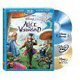 Alice in Wonderland Blu Ray