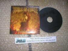CD metal Cradle of Filth-Nymphetamine (14 chanson) promo roadrunner