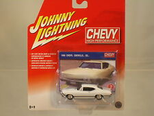 1968 Chevy Chevelle SS by Johnny Lightning 1:64 scale